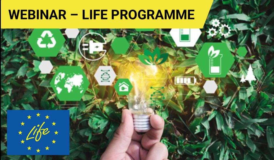 Webinar – LIFE: EU funding opportunities for companies