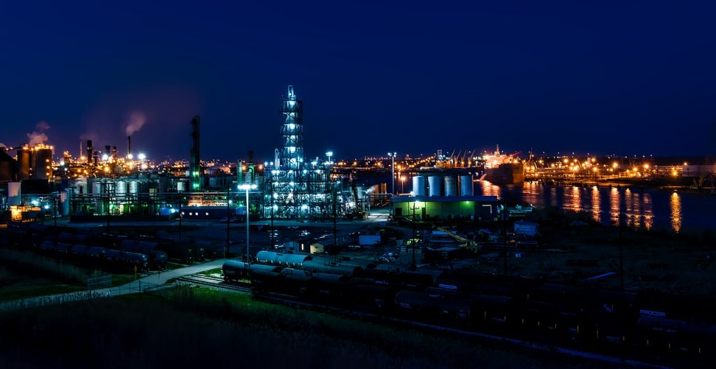 Raffinerie