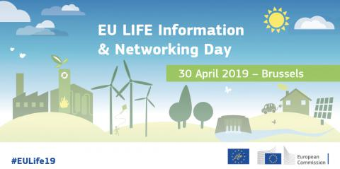 Save the date! EU LIFE Information and Networking Day
