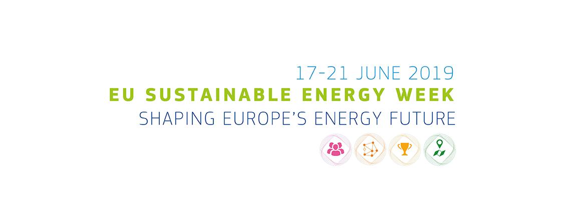 European Sustainable Energy Week 2019