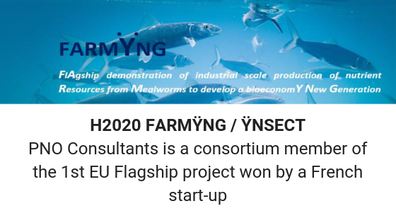 H2020 FARMŸNG   1st EU Flagship project won by a French start-up for €20 million!