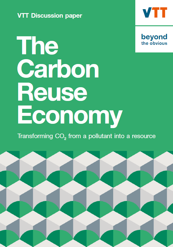 vtt the carbon reuse economy