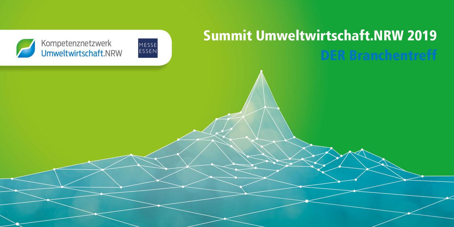 Summit Umweltwirtschaft NRW 2019