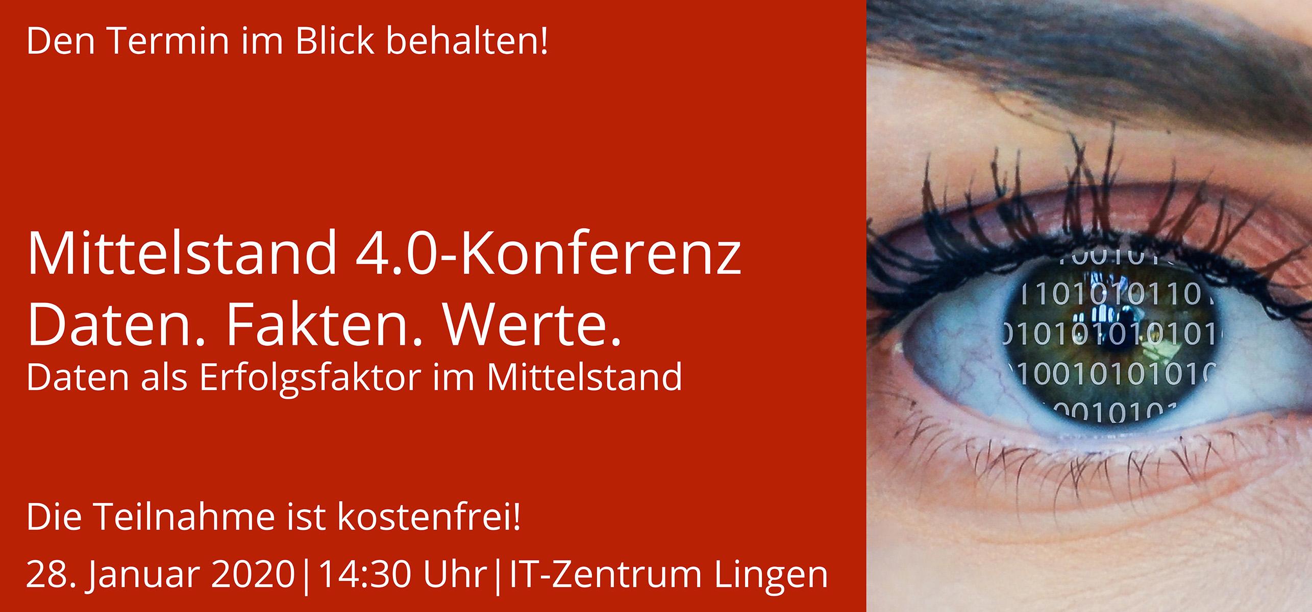 Mittelstand 4.0-Konferenz