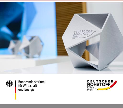 Deutscher Rohstoffeffizienz-Preis 2020