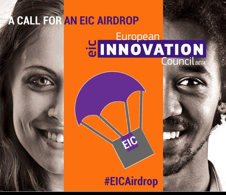 EWGIC CALLS FOR AN EIC AIRDROP