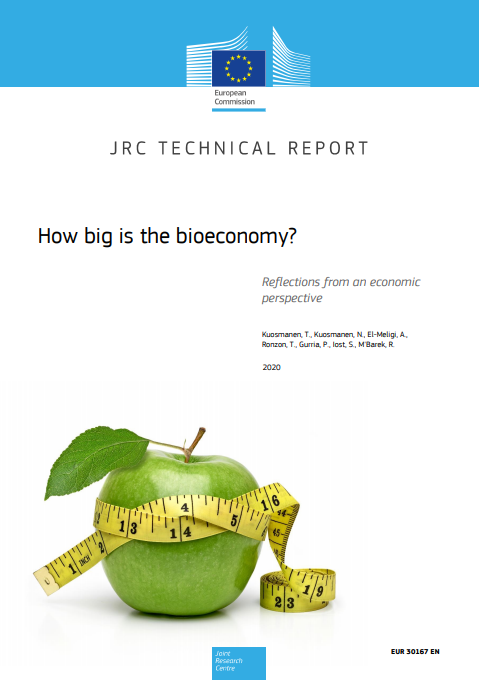 how big is the bioeconomy?