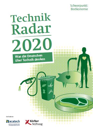 acatech technikradar 2020
