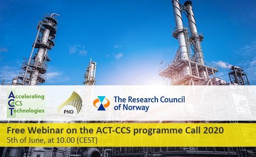 free the webinar ACT-CCS 2020 250520