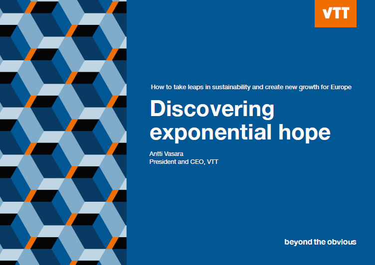 Discovering exponential hope
