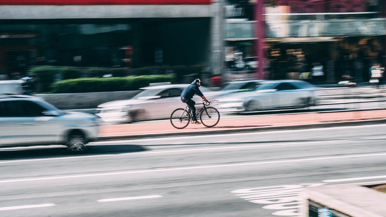 Mitarbeiter von PNO fahren umweltfreundlich zur Arbeit