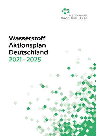 Wasserstoff Aktionsplan Deutschland 2021 – 2025