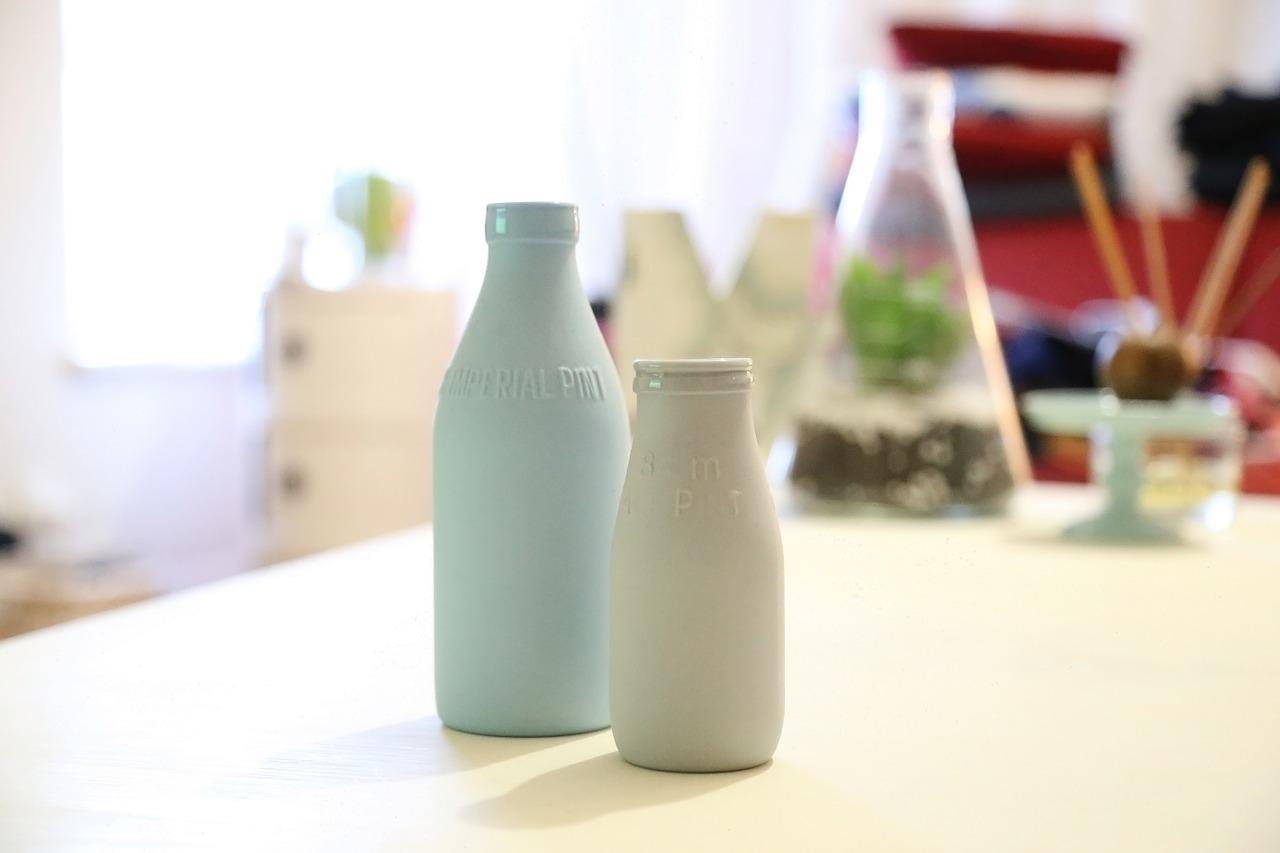 flaschen aus biokunststoff
