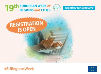 European Week of Regions and Cities 2021