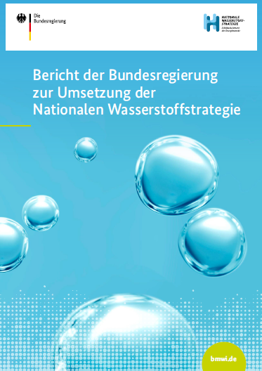 Bericht zur Umsetzung der Wasserstoffstrategie