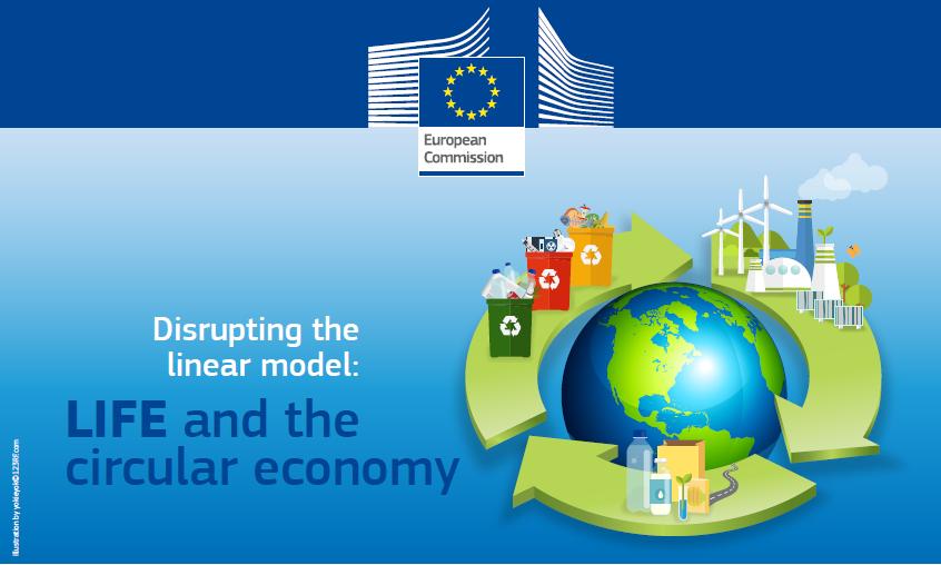 Factsheet LIFE and the circular economy
