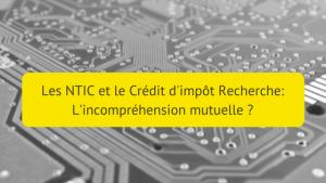 NTIC et CIR