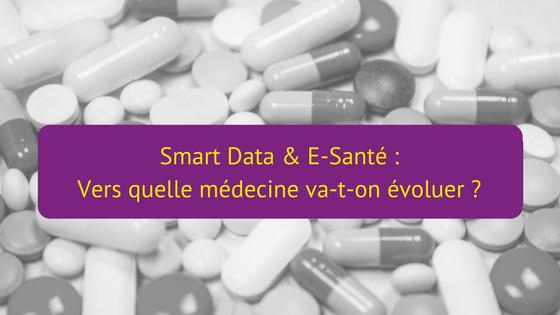 Smart Data et E-santé