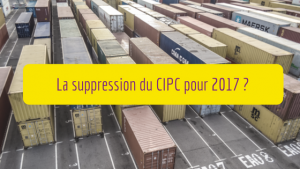 Plan Loi Finances 2017: Supression du CIPC ?