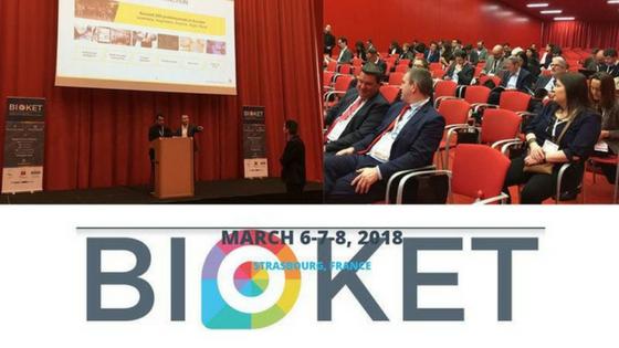La conférence BIOKET a été un succès !