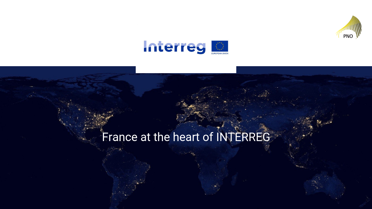 France at the heart of INTERREG