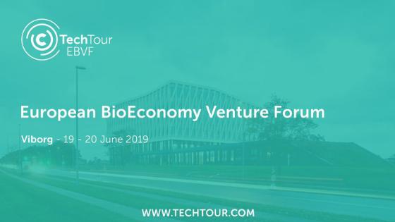 European Bio Economy Venture Forum 2019