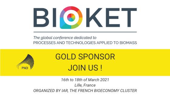 PNO sponsorise la BIOKET 2021