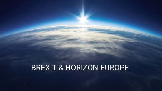Brexit et Horizon Europe visual