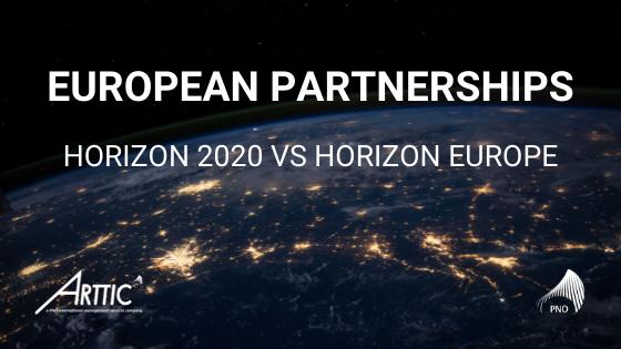 European Partnerships visuel