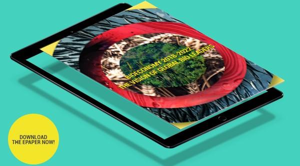Un nuovo ePaper di PNO rivela il futuro della bioecomonia 2018-2020