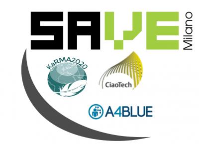 CiaoTech a SAVE Milano con KaRMA2020 e A4BLUE