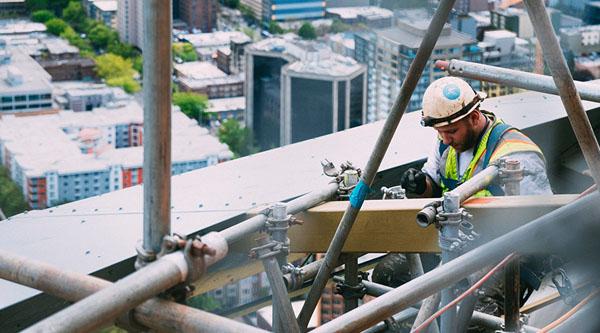 Horizon 2020 energietransitie met energiebesparing in de bouw