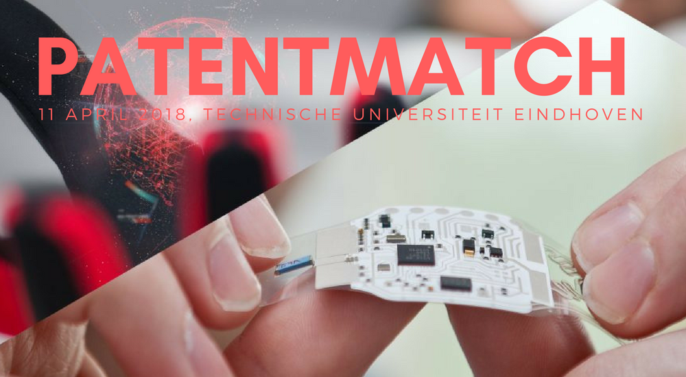 Patent match op 11 april in Eindhoven