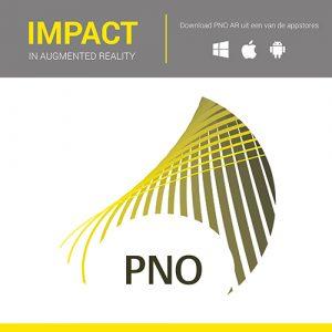 Marker voor de PNO Augmented app