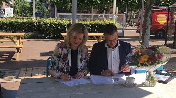 Kennispoort Zwolle en PNO Consultants gaan een samenwerking aan.