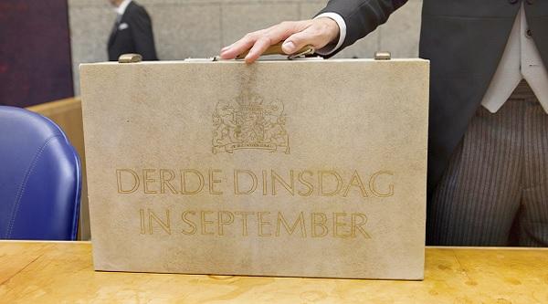 Prinsjesdag 2018 komt eraan. Volgende week presenteert het kabinet zijn plannen. Lees er nu al over.
