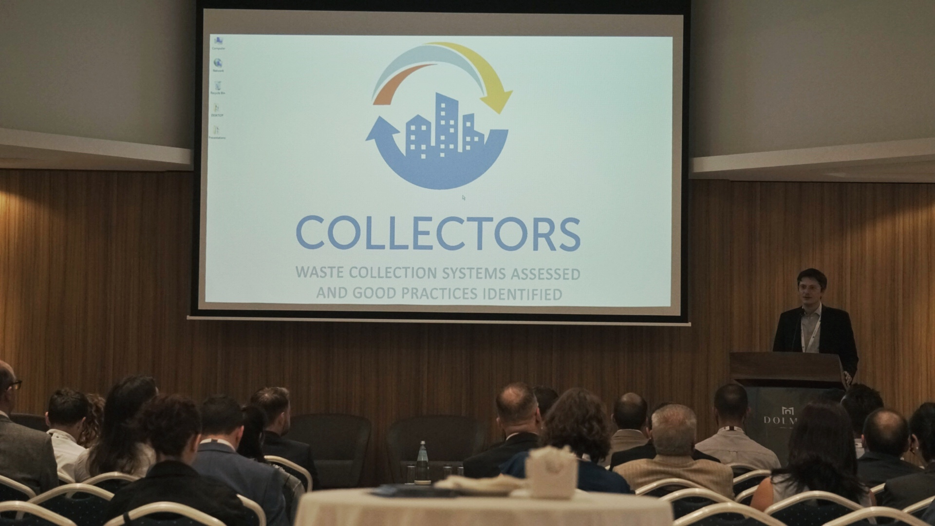 foto van COLLECTORS project