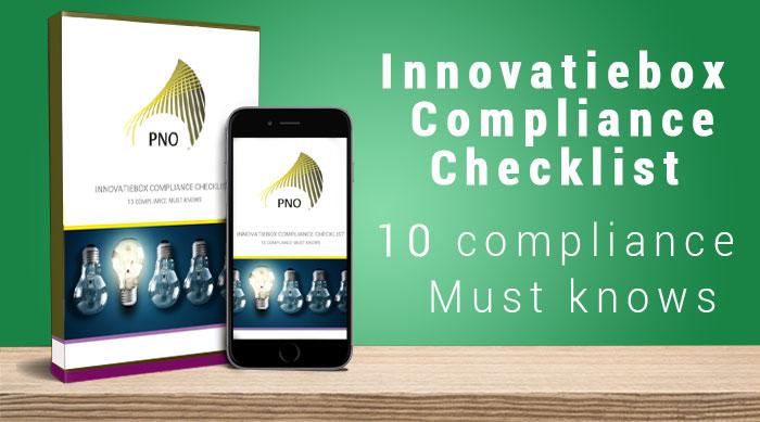 Innovatiebox checklist