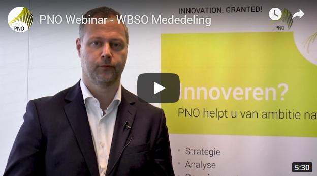 WBSO Realisatiecheck