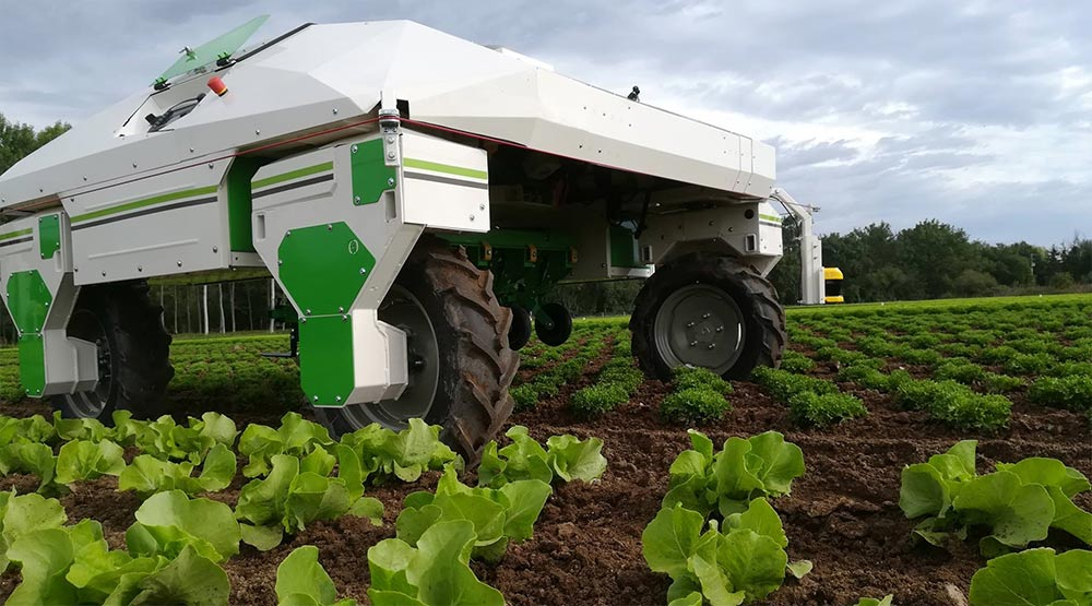 Subsidieronde Landbouw, Water en Voedsel ook voor Robotica