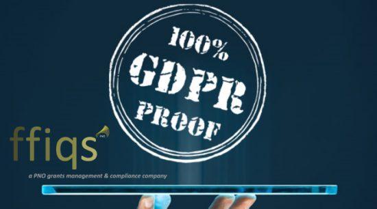 ffiqs subsidiemanagement 100% GDPR-proof