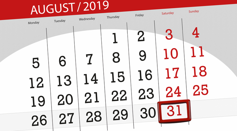 WBSO-aanvraag Q4 2019 indienen op 31 augustus
