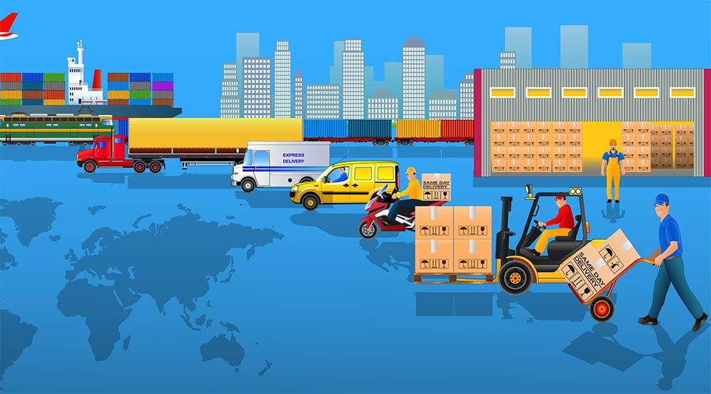 Actieagenda Topsector Logistiek 2020-2023