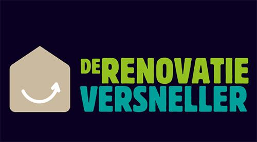 Renovatieversneller woningbouwprojecten