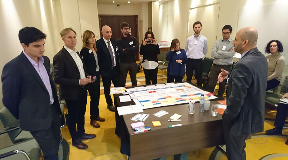 Workshop PNO project INSPIRE gives insights in drivers for re-shoring
