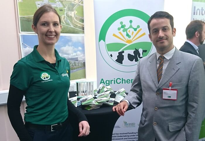 AgriChemWhey at the launch of the Bioeconomy Foundation in Lisheen