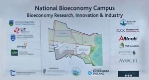 National Bioeconomy camp Lisheen