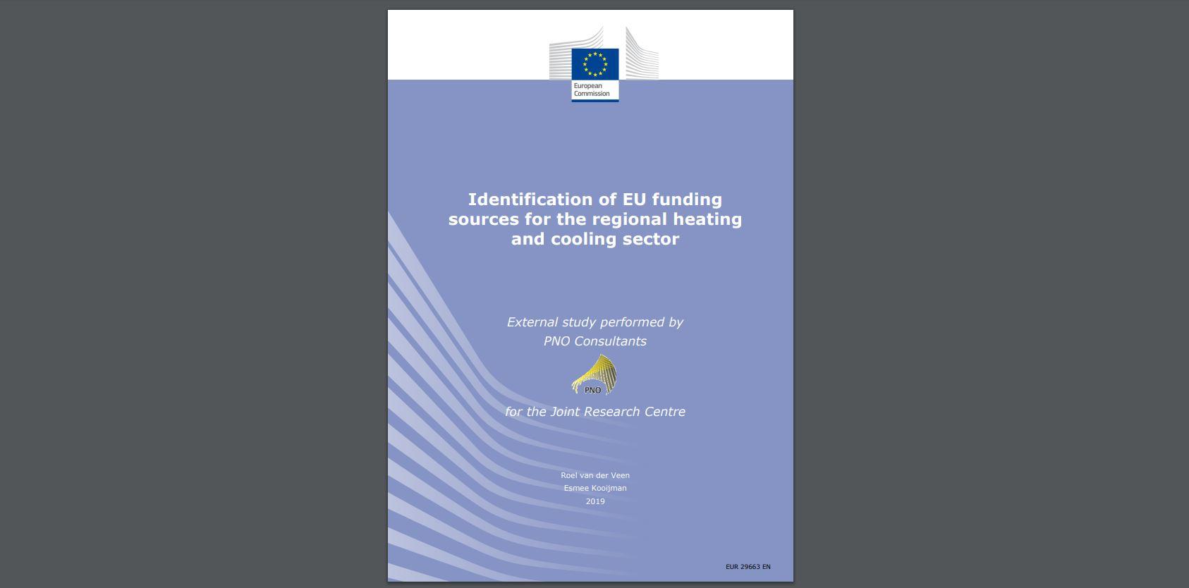 Publication EU funding sources